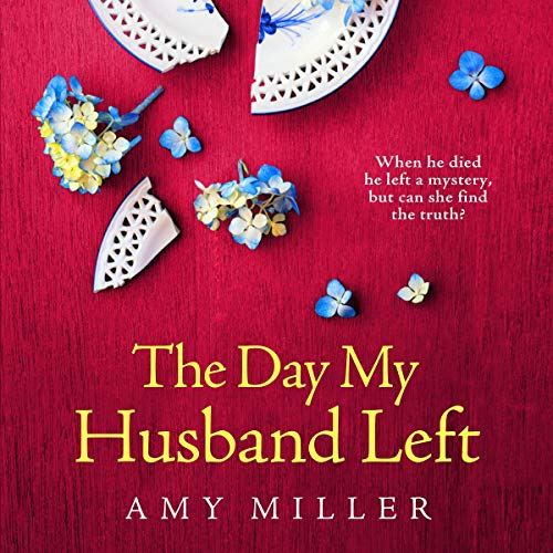 The Day My Husband Left cover art