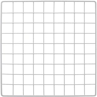 Mini White Grid Panel 14