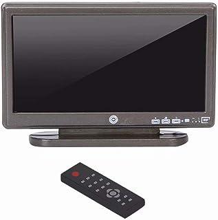 iLAZ 1:12 Scale Dollhouse Furniture Miniature Mini TV with Remote for Doll House, Miniature Accessory Kids Pretend Toy, Cr...
