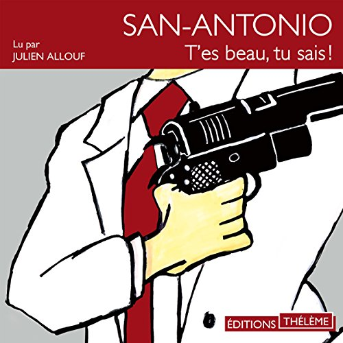 T'es beau tu sais ! audiobook cover art
