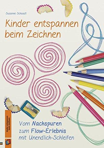 Kinder entspannen beim Zeichnen: Vom Nachspuren zum Flow-Erlebnis mit Unendlich-Schleifen