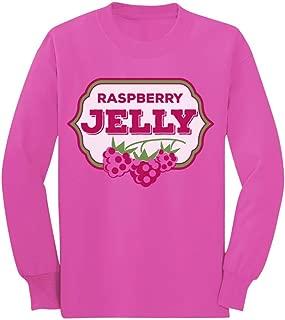 Jelly Jam Halloween Costume Best Friends Toddler/Kids Long Sleeve T-Shirt