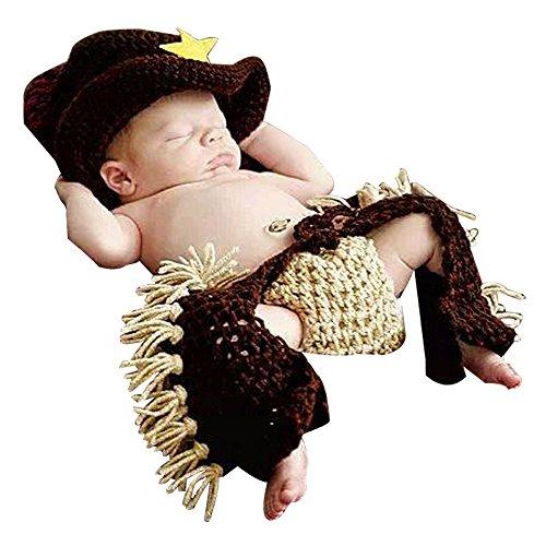 BOZEVON mode garçon mignon bébé nouveau-né et des accessoires de photographie vêtements de vêtements pour bébés