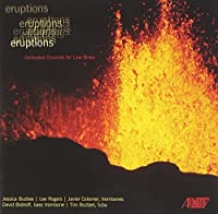 Eruptions: Orchestral Excerpts for Low Brass by Jessica Buzbee (2011-07-12)