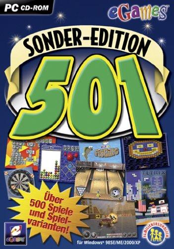 eGames Sonderedition 501