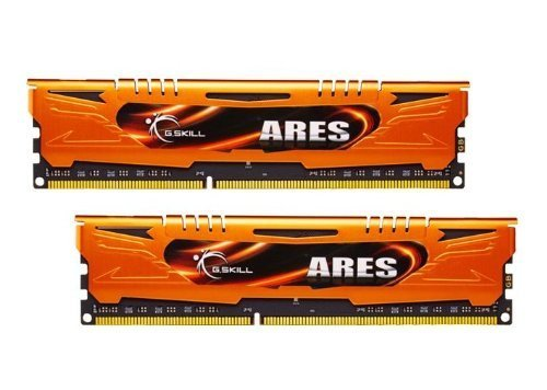 G.Skill 8GB (2x 4GB) Dual Channel Ares Series Memory Kit (DDR3 1600, 9-9-9-24, 1.5v, Intel XMP Extreme Memory Profile Ready) by G-Skill