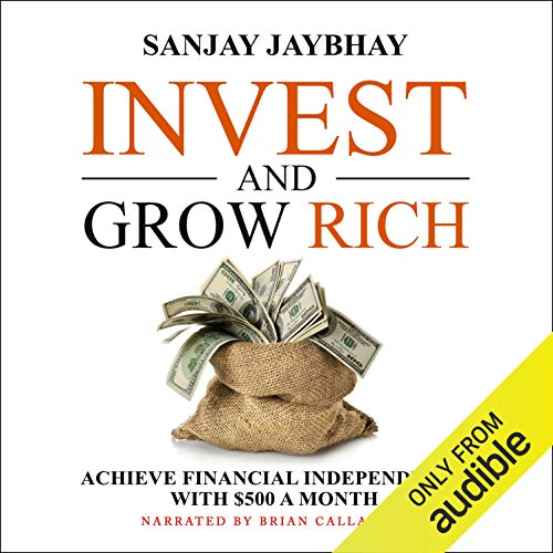 Invest and Grow Rich audiobook cover art
