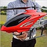 Model Car 3.5CH énorme RC Avion Drone Outdoor parent-enfant Télécommande en alliage hélicoptère de charge Suspension résistance électrique Boy enfant à l'automne pression avion Filles Garçons adultes