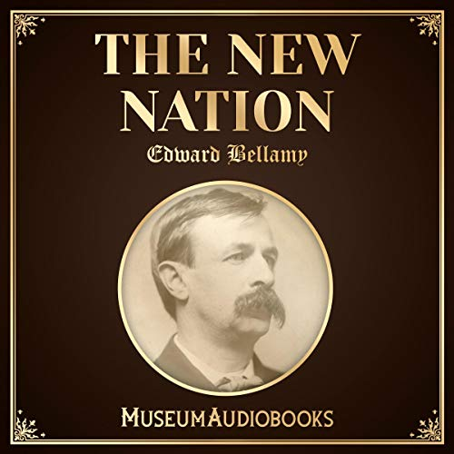 The New Nation audiobook cover art