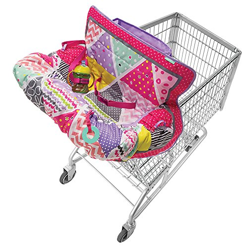 Infantino Compact Cart Cover, Pink by Infantino
