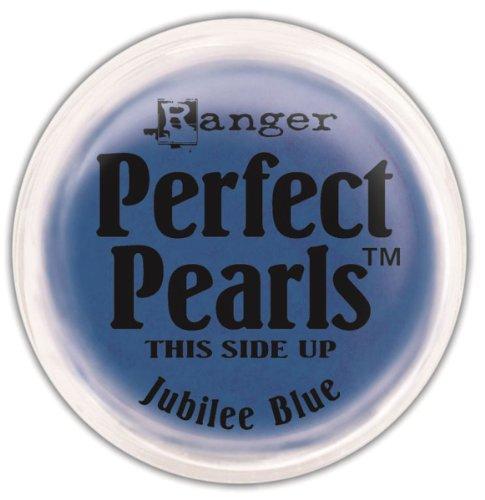 Perles Parfaite Pigment poudres-Jubilé Bleu