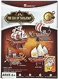 El barco de la era de los descubrimientos de 3D tridimensional rompecabezas siglo voyage Edad Media (cuatro entradas) T4001h (jap?n importaci?n)