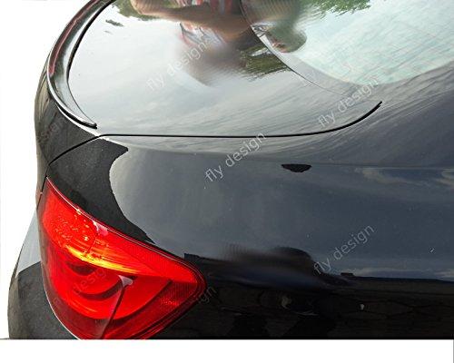 Car-Tuning24 54813595 wie Performance und M3 F30 F32 Heckspoilerlippe M Sport SLIM SPOILER Kofferraumlippe Uni SCHWARZ