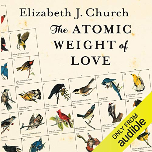 The Atomic Weight of Love Titelbild