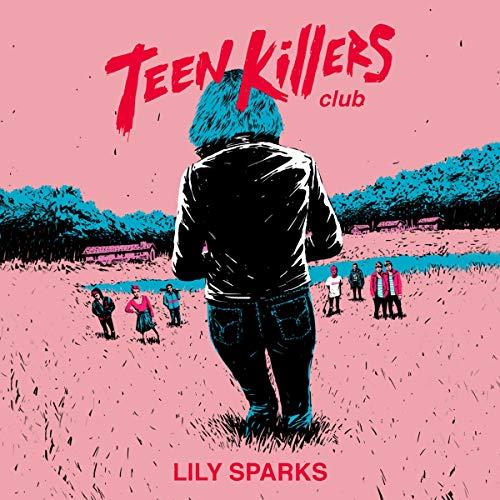Diseño de la portada del título Teen Killers Club