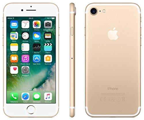 Apple iPhone 7, Smartphone 32 GB, ORO (Generalüberholt)