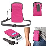 Universal Crossbody Cell Phone Purse Waist Pack Bag for Outdoor Sports Moblie Phone