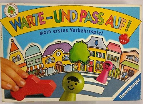 Warte - und pass auf! Mein erstes Verkehrsspiel. Nr. 243976.