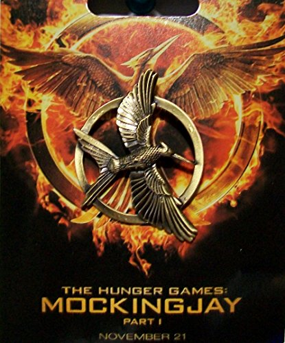 The Hunger Games: Mockingjay Pin