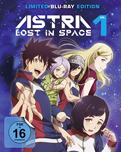 Astra Lost in Space - Vol. 1 - Limited Edition [Blu-ray]