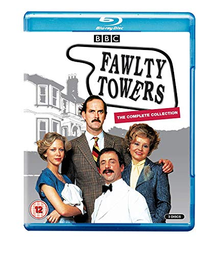 Fawlty Towers - The Complete Collection [Blu-ray] [2019] [Region Free]