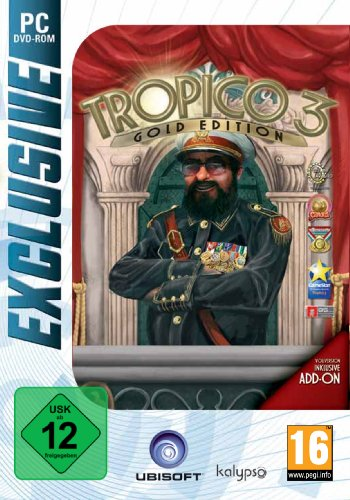 Tropico 3: Gold-Edition [Edizione: Germania]