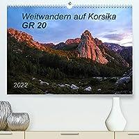 Weitwandern auf Korsika GR 20 (Premium, hochwertiger DIN A2 Wandkalender 2022, Kunstdruck in Hochglanz): GR 20 - Ein Weitwanderweg der Extraklasse, anspruchsvoll, unbeschreiblich schoen und unvergesslich! (Monatskalender, 14 Seiten )