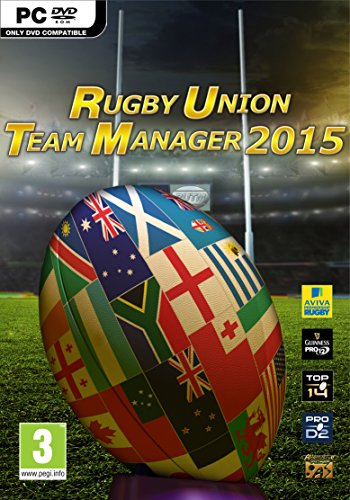 Rugby Union Team Manager 2015 (PC DVD) (UK IMPORT)