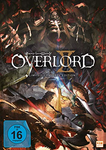 Overlord II - Limited Complete Edition: Staffel 2 (Episode 01-13) [3 DVDs]