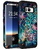 Hocase Galaxy S8 Case, Heavy Duty Protection Shock...