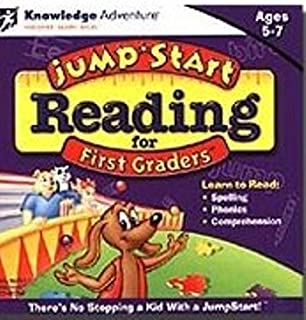JumpStart Reading for 1st Grade CD-ROM [XP COMPATIBLE]