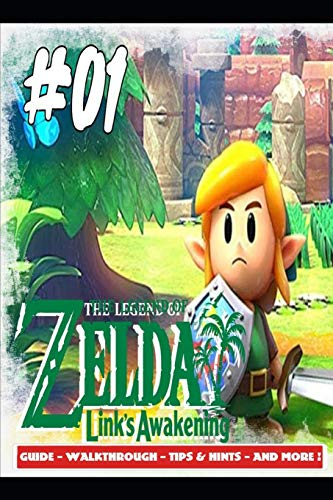 The Legend of Zelda Link's Awakening Helpful Tips and Tricks - Guide - Cheats - Game Walkthrough!