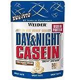Weider Day & Night Casein Proteinpulver, Schoko-Sahne, Eiweiß...