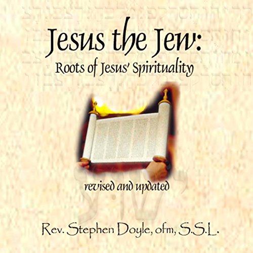 Jesus the Jew audiobook cover art