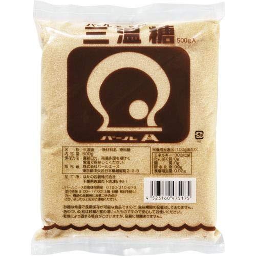 パールエース印 三温糖500g