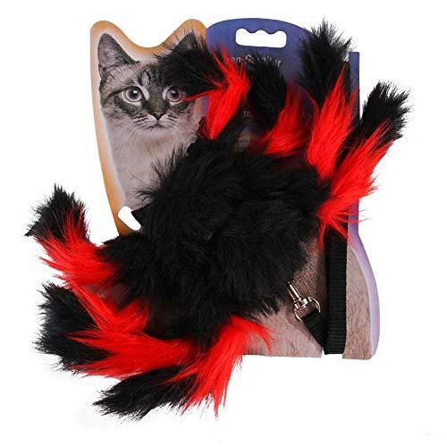 Makluce Halloween huisdier spin linnen instelbare grootte kabel lengte 1,2 m huisdier jurk partij verkleedje
