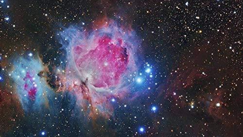 Houten puzzel opvouwbaar,Volwassen kinderen puzzelen de grote Orionnevel in het sterrenbeeld Orion Gift educatief speelgoed voor kinderen en volwassenen