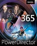 Cyberlink PowerDirector 365 | 1 Year Subscription - Professional Grade Video Editing
