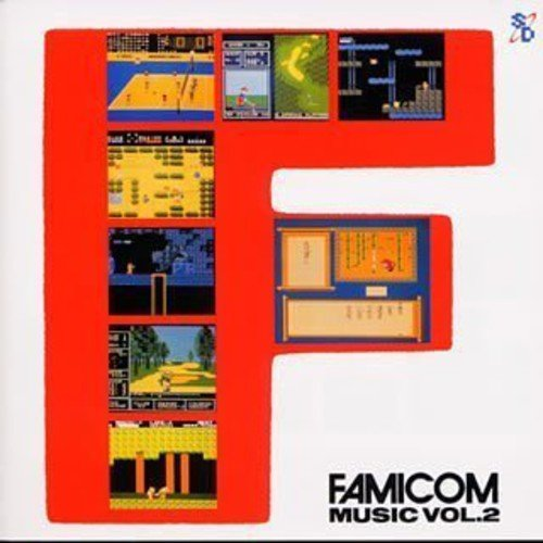 GAME SOUND LEGEND シリーズ ファミコン・ミュージック Vol.2