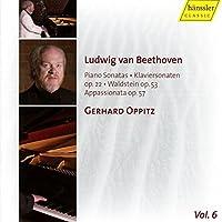 Piano Sonatas 11 21 23