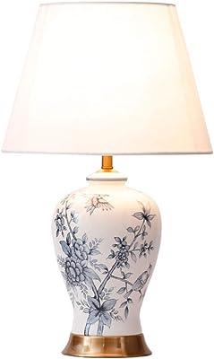 Le Porcellane lámpara de mesa Encanto Blanco A Mano, Made in Italy ...