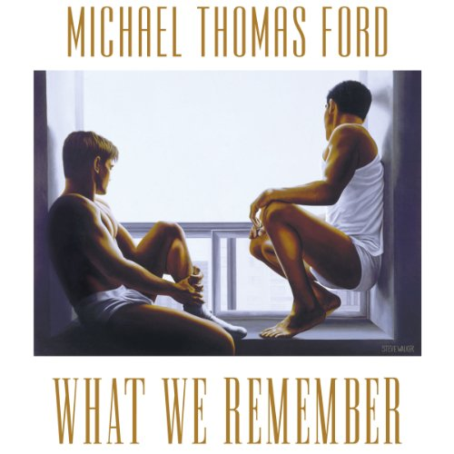 What We Remember cover art