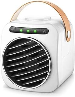 YARUCCO 2020 Aire Más Fresco Mini Electric para La Sala De Acondicionador De Aire Portátil Ventilador Digital Aire Acondicionado Mini Acondicionador De Aire Ventilador Portátil