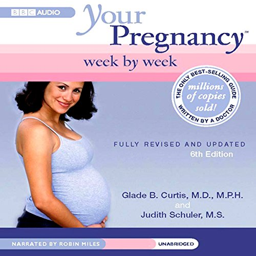 Your Pregnancy Week by Week, Sixth Edition cover art