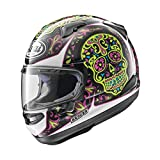 Arai Signet-X El Creneo Full Face Helmet XL Yellow