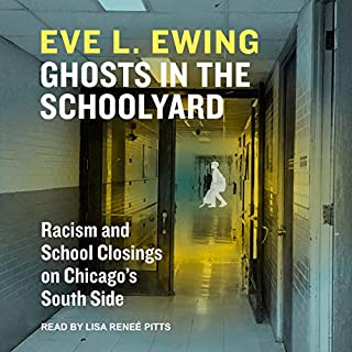 Ghosts in the Schoolyard cover art