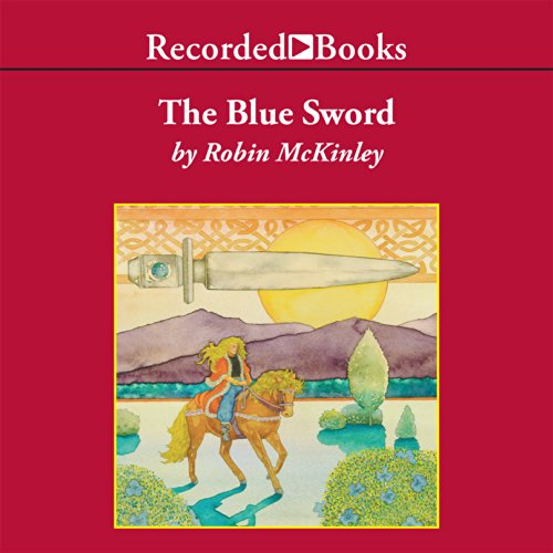 The Blue Sword cover art