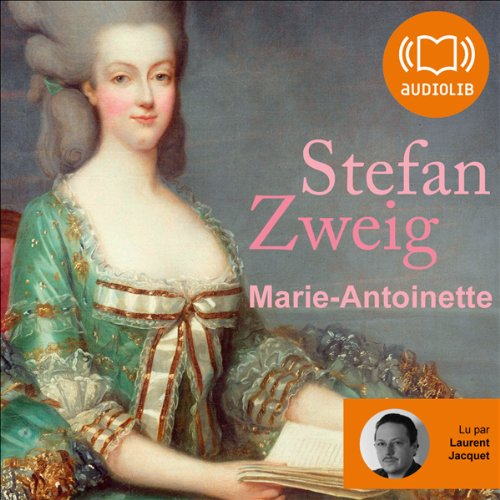 Marie-Antoinette [French Version] audiobook cover art