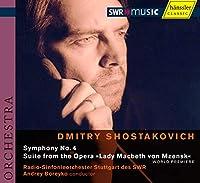Shostakovich: Symphony No. 4, 'Lady Macbeth' Suite Op. 29a