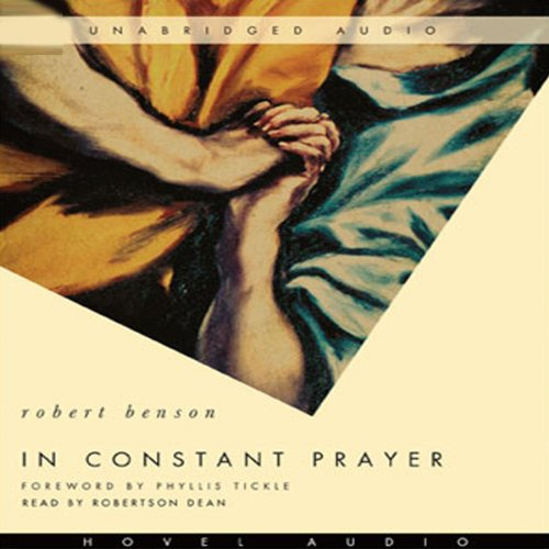 In Constant Prayer audiobook cover art